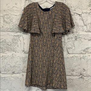 Kimchi Blue Short-Sleeve Midi Dress